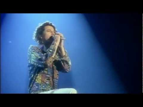 INXS - Never Tear Us Apart (Live At Wembley 1991) HD