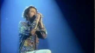 INXS - Never Tear Us Apart (Live At Wembley 1991) HD