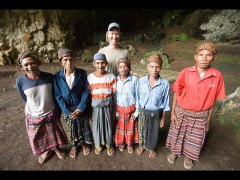 Misteri Manusia Kerdil Dari Kampung Rampasasa Flores Nusa Tenggara Timur