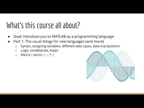 MATLAB For Students, Engineers, And Professionals In STEM Promo Video