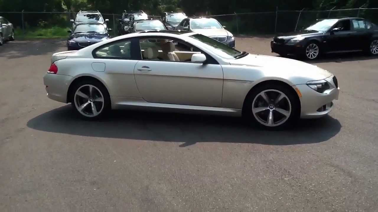 Eimports4less Reviews 2008 Bmw 650i Coupe For