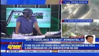 DZMM TeleRadyo: PDP-Laban divided on keeping party-list system ayon kay Koko