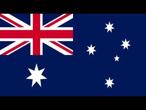 Advance Australia Fair  transcribed for saxophone quartet