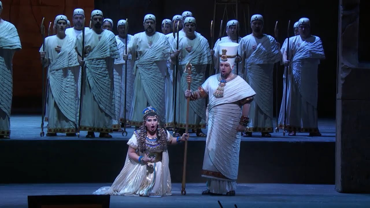 Aida: Judgment Scene