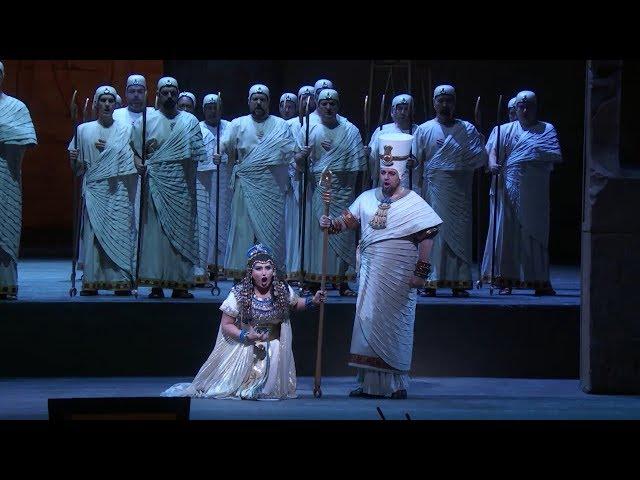 Aida: Judgment Scene