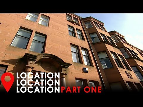 Finding A Victorian House With A Modern Twist In Glasgow Part One | Location, Location, Location