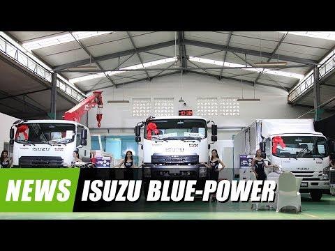 Isuzu Việt Nam ra mắt thế hệ xe tải Blue Power đạt chuẩn Euro 4 | Xedoisong.vn
