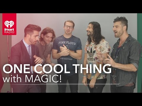 MAGIC! Interview: Discover One Cool Fact About Them | Trending in Music