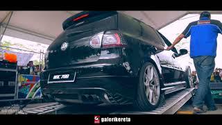 Golf GTI MK5 Stage 3 on DYNO