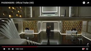 """Jlaw in """"Passengers"""" TRAILER DECODED: The Cube Star Matrix"""