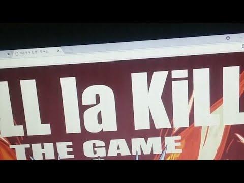 Kill La Kill Game From Arc System Works Snd Studio Trigger