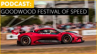 Best Car at the Goodwood Festival of Speed 2018? The Ultimate Guide with Tiff Needell. Tiff Talks #4