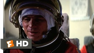 Space Cowboys (5/10) Movie CLIP - Flying Brick (2000) HD
