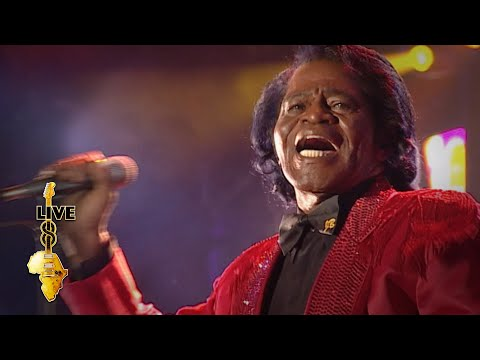 James Brown - I Got You (I Feel Good) (Live 8 2005)