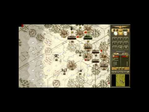Panzer Corps GC41 Scenario 10: Streets of Moscow Part 1