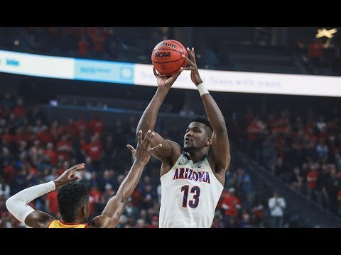 2018 NCAA Tournament Player To Watch: Deandre Ayton Anchors Arizona Wildcats Men's Basketball