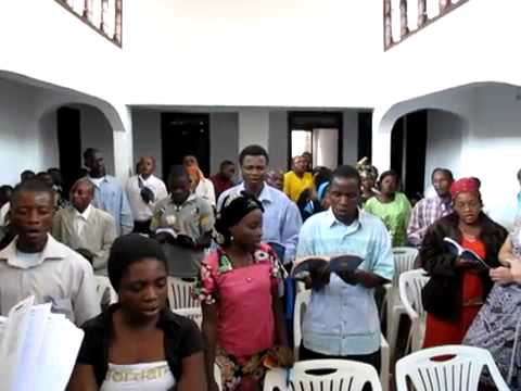 Bwana Mungu Nashangaa Kabisa - Rwandans in Nyarugusu Refugee Camp.