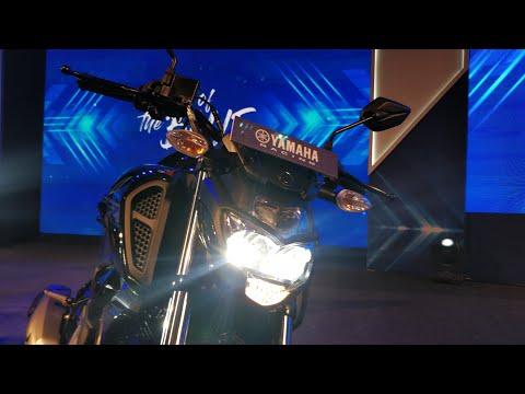2019 Yamaha FZS V3 ABS   Hindi Walkaround   MotorOctane