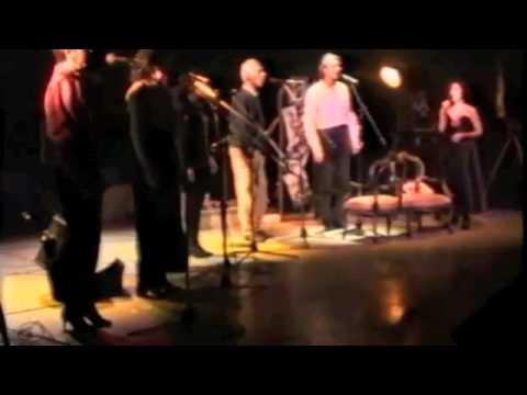 """Magdagrafias - """"Una Voz"""" con Buenos Aires 8"""
