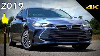 2019 Toyota Avalon Limited - Ultimate  In-Depth Look in 4K