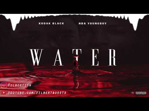 Kodak Black Feat. NBA YoungBoy - Water [EXTREME BASS BOOST]