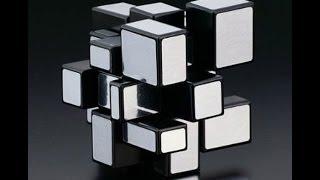 Mirror cube solve