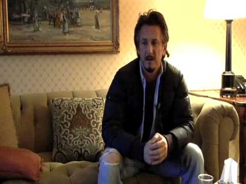Sean Penn: The Truth About Chavez and Castro