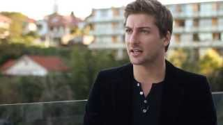 Repeat youtube video Daniel Lissing Interview with Julia Wheeler