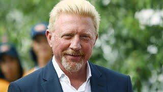 """Boris Becker - """"Lasst uns alle gemeinsam feiern"""""""