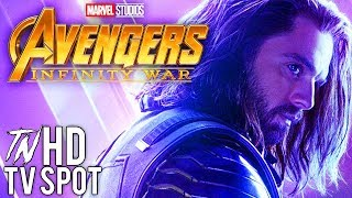 AVENGERS: INFINITY WAR | 'IT ALL ENDS' TV SPOT
