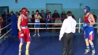 Бой №15 Волков - Матета. 70 кг sports.dp.ua