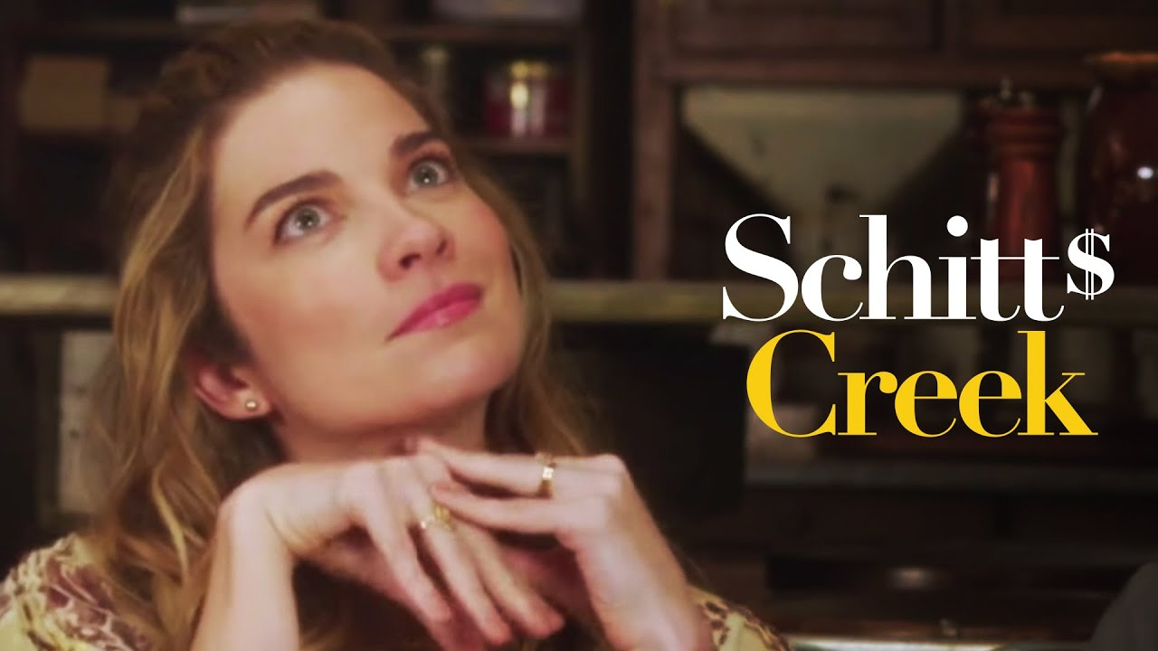 Alexis' Awesome Icebreakers - Inside Schitt's Creek