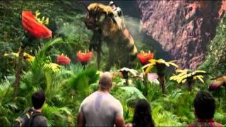 Путешествие 2: Таинственный остров - ТВ спот 3