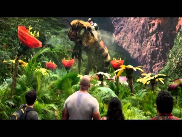 Путешествие 2: Таинственный остров — ТВ спот 3
