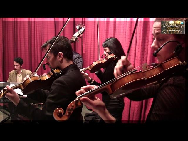 Milongueando con Orquesta de tango Tanturi en vivo, Oigo tu voz, Yira Yira Milonga
