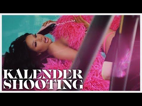 Exklusiver Kalender Shoot | Shirin David