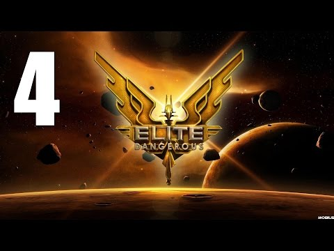 ELITE: DANGEROUS #4 : Learning to Mine