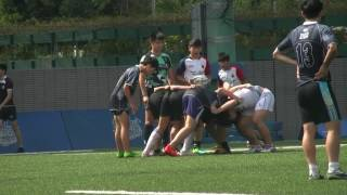 Publication Date: 2016-12-04 | Video Title: 20161119 A grade Rugby 第四場 CTS