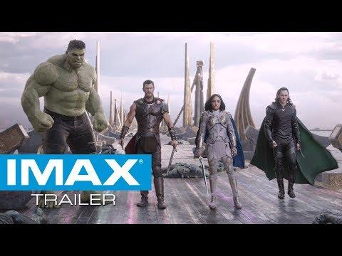 Thor: Ragnarok IMAX® Trailer #2