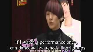 Sexy Shinee Key vs U Kiss Dongho   FT Island SeungHyun  eng sub  online video cutter com