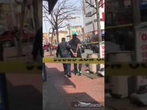 Feds Raid Baltimore's Lexington Market Drug Rings