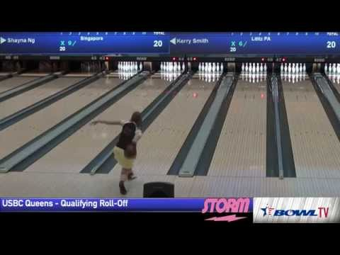 2014 USBC Queens - Qualifying roll-off