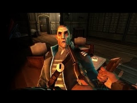 Dishonored Stealth High Chaos (Assassinate Havelock)