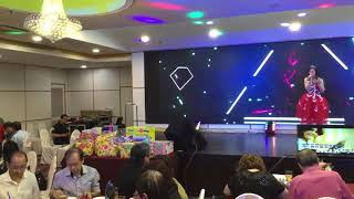 别后的思念 21 JoJo Toh Wendy 老师 庆祝教师节 半公开歌唱比赛 卡啦OK 齐欢乐 千禧酒楼 10/9/17