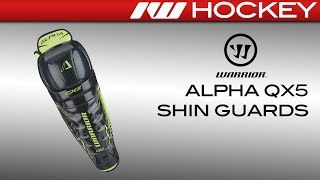 Warrior Alpha QX5 Shin Guard Review