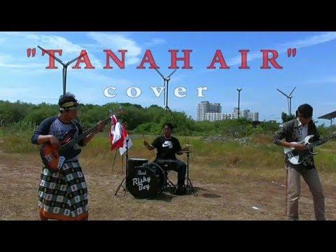 TANAH AIR COVER Rock Version Spesial Hari Kemerdekaan