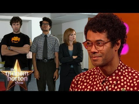 Richard Ayoade On Playing Nerdy Moss In The IT Crowd   The Graham Norton Show