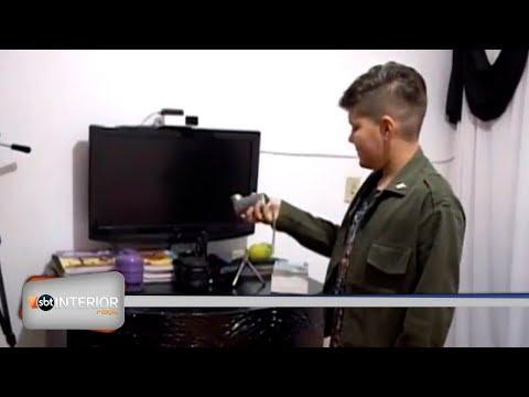 MP investiga vídeos feitos por pré-adolescente com armas de brinquedo