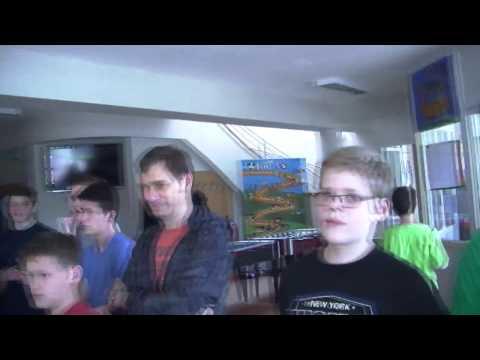 Ping-pongový Turnaj 2016