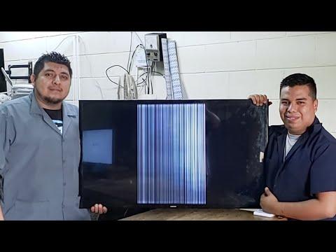 PROBLEMA DE VIDEO PANTALLA SMART SAMSUNG